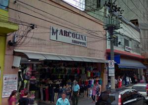 aec15e293 Shopping Marcolina no Bairro do Brás - São Paulo